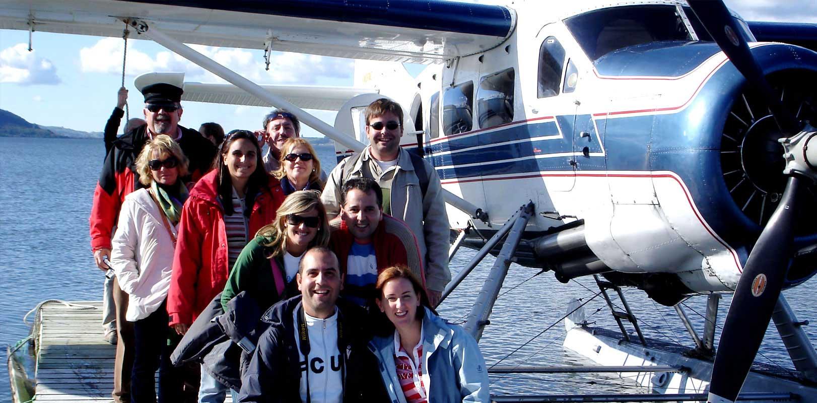 floatplane experience