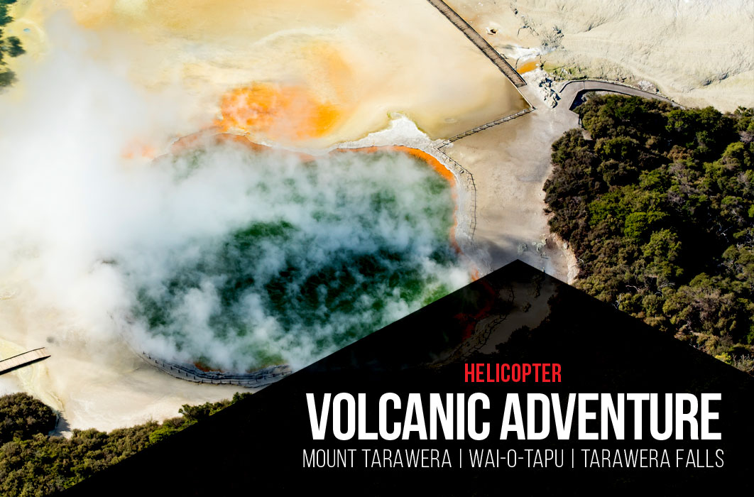 Geothermal Tours - Volcanic Air