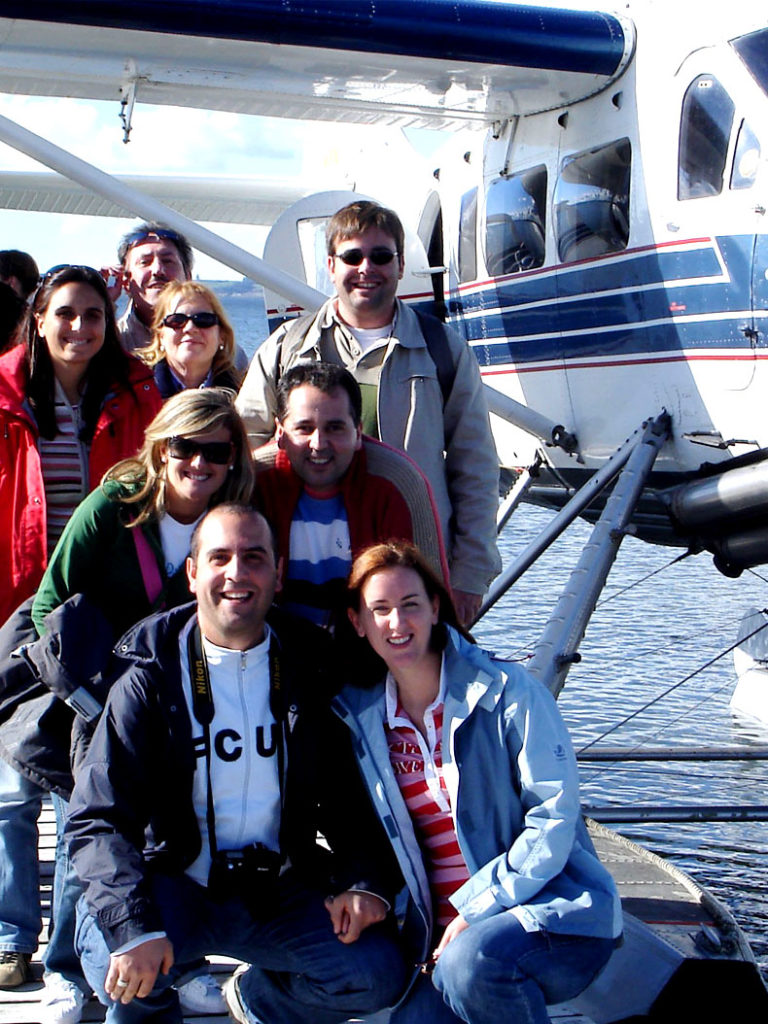 Floatplane Rotorua Flight Experience - Volcanic Air