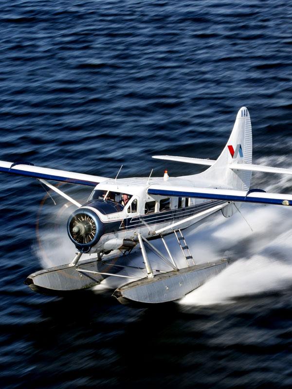 Rotorua Floatplane - Volcanic Air