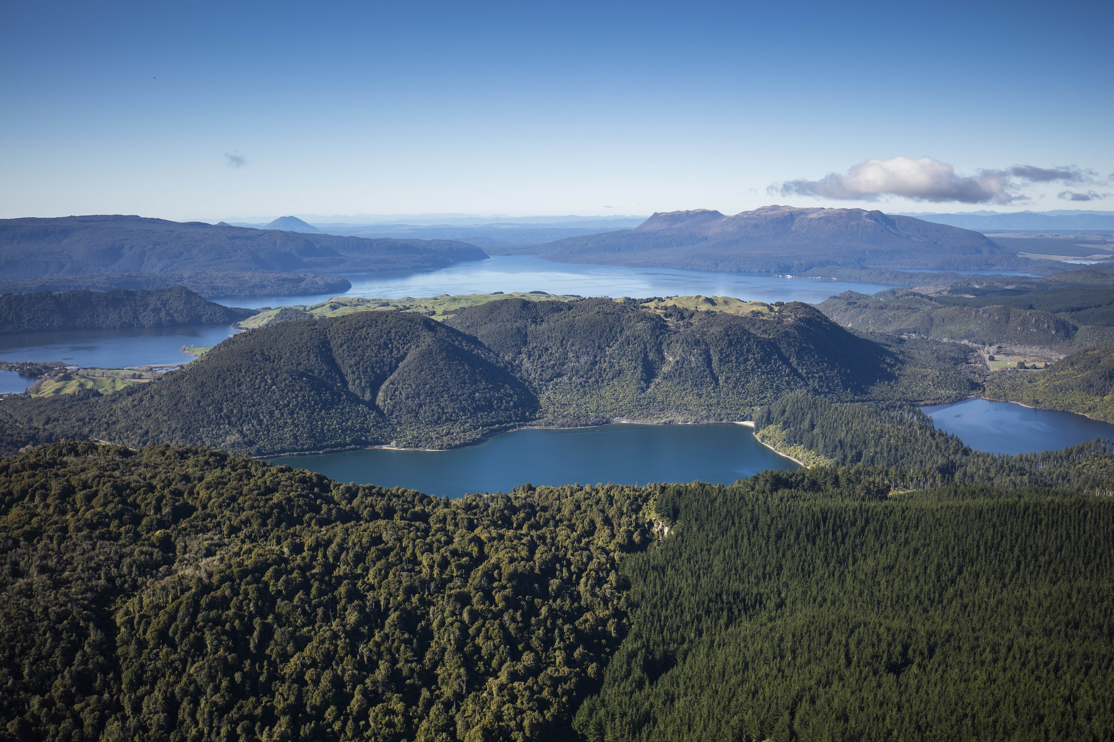 Tour 2A or 2B Crater Lakes viewed by Helicopter or Floatplane Low Res 1